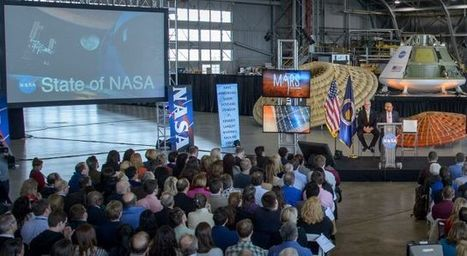 NASA budget proposal widens divide between White House and Congress | More Commercial Space News | Scoop.it