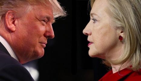 Un groupe de scientifiques alerte Hillary Clinton sur des fraudes durant l'élection présidentielle américaine | Florilège | Scoop.it
