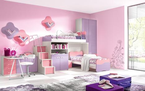 Cute Bedroom Ideas For Teenage Girls - Best... | Walltik | Designs for Living | Scoop.it