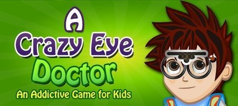 Eye Doctor Kids Addictive Game With Source code | iOS - iPhone - App - Game - Reskin | Chupamobile | Mobile App Development | Scoop.it