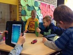 Inspectie positief over iPad-school Heenvliet | ICT kleuterklas | Scoop.it