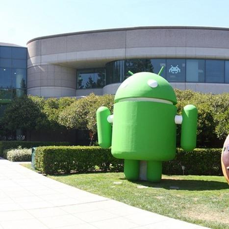 Mystery Nexus Phone Pops Up in Google KitKat Video - Mashable   Social Media   Scoop.it