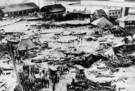 Boston's Great Molasses Flood of 1919 | EM 451 Disaster Planning | Scoop.it
