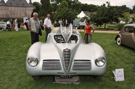Schloss Dyck Classic Days 2011 | Historic cars and motorsports | Scoop.it