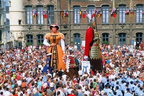 Fêtes de Gayant à Douai : 2013, un cru exceptionnel sous une chaleur estivale | Actualités culturelles du douaisis | Scoop.it