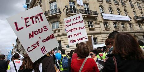 """""""Nous ne sommes pas une bad bank"""", assure Yannick Borde, président du CIF / Le Monde   Non à la mort programmée du CIF   Scoop.it"""