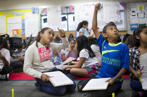 Educators: Common Core not a stretch in Spanish classes | English Language Learners in the Classroom | Scoop.it