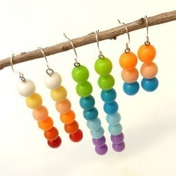 Pop Bead Jewelry Tutorials · Jewelry Making | CraftGossip.com | jewelry tutorial | Scoop.it