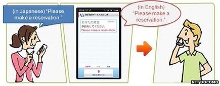 Japan gets phone call translator | Future Now | Scoop.it
