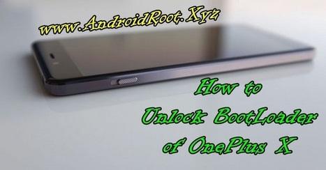 How to Unlock BootLoader of OnePlus X | MyTube.Pk - Videos tube | Scoop.it