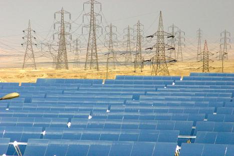 Desertec et Medgrid : « nouveau colonialisme solaire » ? | Du bout du monde au coin de la rue | Scoop.it