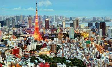 Tokyo inspired by London in bid for Olympic glory | World news | The ... | 2020 Summer Olympics decision play | Scoop.it