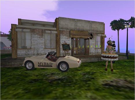 Sannomiya Last - Bar Moon, Sannomiya - Second Life   Second Life Destinations   Scoop.it