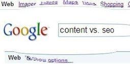 Benefits of content marketing over SEO tactics | Google Panda: SEO is fading away | Scoop.it