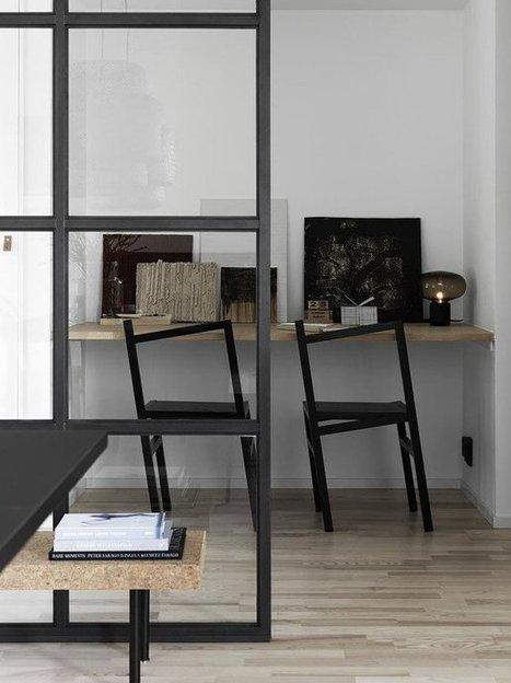 Une grande maison scandinave simple mais cozy | décoration & déco | Scoop.it