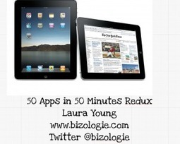 50 Apps in 50 Minutes Redux | Ed tech | Scoop.it