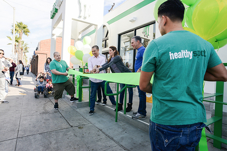 They're at It Again: Healthy Spot Santa Monica Reopens with a Bang   News For public   Scoop.it