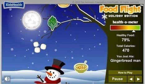 Food Flight: un juego online para que los niños reconozcan alimentos saludables   obesidad infantil   Scoop.it
