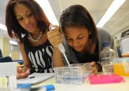 Harlem DNA Lab gives school kids a dose of science during the summer months | STEM Connections | Scoop.it