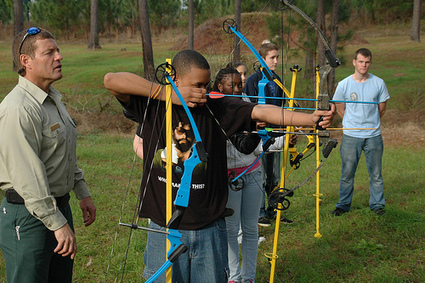 USDA Blog » 500 Florida School Kids Adopt New Skills Learned in the Great Outdoors | Restorative Developments | Scoop.it