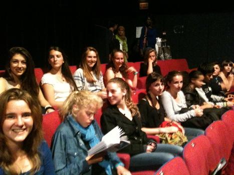 Prix Littéraire des Adolescents du 04 (2014) : remise du prix. - Collège du pays de Banon à Banon | PRIX-LITTERAIRE-ADOS-04 | Scoop.it