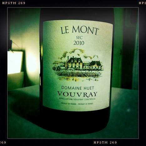 Domaine Huet – Le Mont – 2010 – Vouvray – Sec | Vins de Loire | Scoop.it