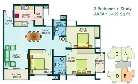 Residential Apartments for sale in Kochi - Nagarjuna Laurel Kochi | Real Estate Property | Scoop.it