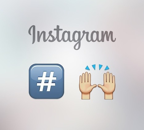 The Most Used Hashtag Emoji on Instagram is… (Infographic) | SEO Tips, Advice, Help | Scoop.it
