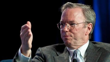 Le président de Google devient conseiller pour le Pentagone | Remarquables | Scoop.it