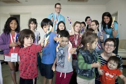 Limmud China: A Generator for Next-Gen Engagement | Jewish Education Around the World | Scoop.it