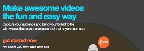 Crea animaciones con la herramienta de edición Wideo | ccoo.sogeti | Scoop.it