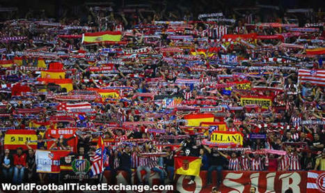 Champions League Final Tickets for Atletico Madrid fans | UEFA Champions League | Scoop.it