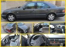 Mercedes-Benz E200 in Jordan 1999 for sale 15750 JDs | Cars For Sale In Jordan | Scoop.it