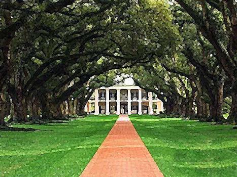 """""""Journey On Earth"""" Travelzine Names Oak Alley Plantation a Top Ten Honeymoon Spot!   Oak Alley Plantation: Things to see!   Scoop.it"""
