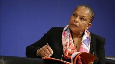 La ministre de la justice Christiane Taubira a démissionné   Les infos de SXMINFO.FR   Scoop.it