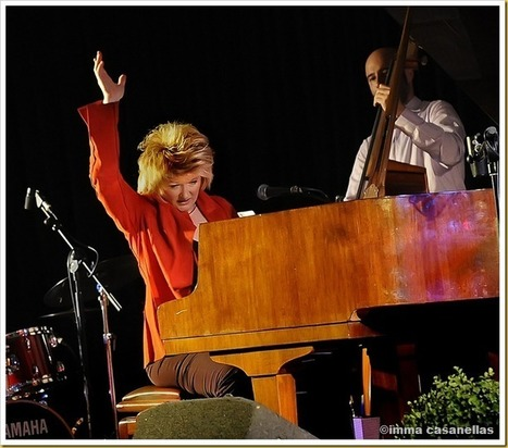 UN DOBLE DE JAZZ: DENA DEROSE I LA SANT ANDREU JAZZ BAND (Vilafranca, 10-11-2012) | JAZZ I FOTOGRAFIA | Scoop.it