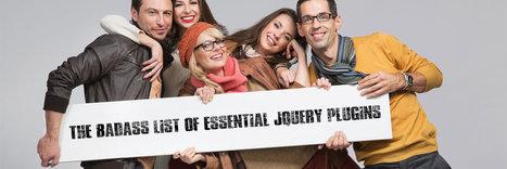 The Badass List of Essential jQuery Plugins | Development | Scoop.it