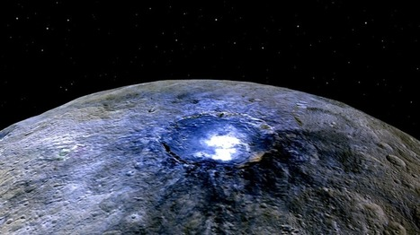 The Salty Truth About Ceres' Mysterious Bright Spots | Space | 21st Century Innovative Technologies and Developments as also discoveries, curiosity ( insolite)... | Scoop.it