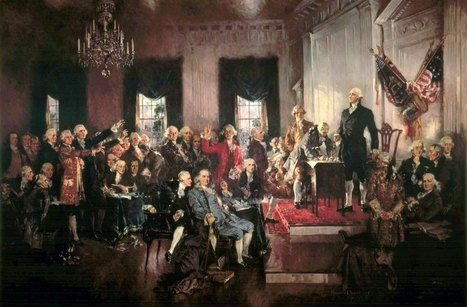 The founding conservatives: how a group of unsung heroes saved the American Revolution | Teaching History | Scoop.it