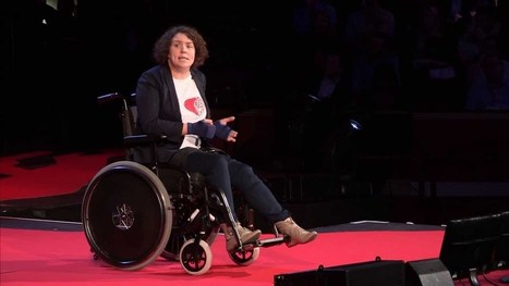 Tourette's syndrome -- the alchemy of chaos: Jess Thom at TEDxAlbertopolis | TED - the Best of the Best | Scoop.it