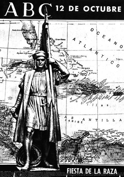 #España : Lo que celebramos el 12 de octubre: franquismo, colonialismo y muerte | Noticias en español | Scoop.it