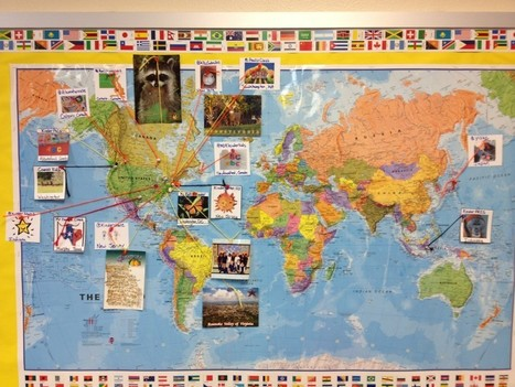 Global Collaboration in Kindergarten | My Hullabaloo | Kindergarten | Scoop.it