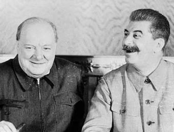Let's Be Honest - Stalin Was Less of a Criminal Than Churchill, Truman, and LBJ | Global politics | Scoop.it
