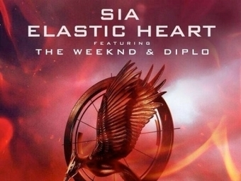 """Sia, The Weeknd & Diplo's """"Elastic Heart"""" From 'The Hunger Games: Catching Fire' Soundtrack: Premiere 