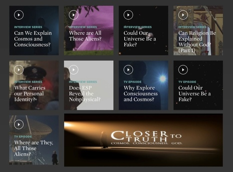 David Brin | Closer to Truth | Interviews with David Brin: Video and Audio | Scoop.it