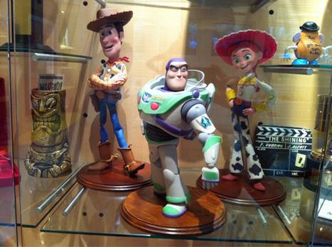 3D Printers and Pixar | 3dprinted | Scoop.it