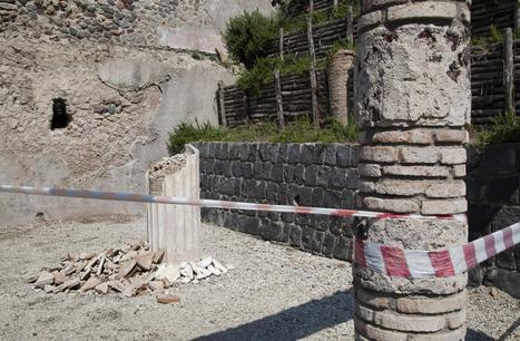 Italy Investigating New Collapses in Ancient Pompeii - NBC News   Ancient Greece History   Scoop.it