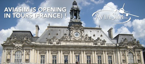 AviaSim : ouverture d'un nouveau centre à Toulouse | AviaSim, un réseau unique de simulateur de vol en France | Scoop.it