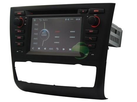 Leitor de DVD Carro com MP3 TV Dupla Zona IPod para BMW Série 1 E88(ar condicionado automático) | car DVD players | Scoop.it
