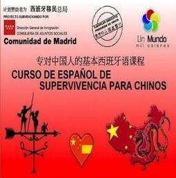 Curso de español de supervivencia para chinos | Intereses | Scoop.it